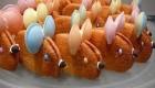 Vrolijke eierkoek muizen