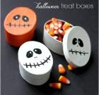 Halloween uitdeeldoosjes