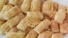 Mini kaasbroodjes